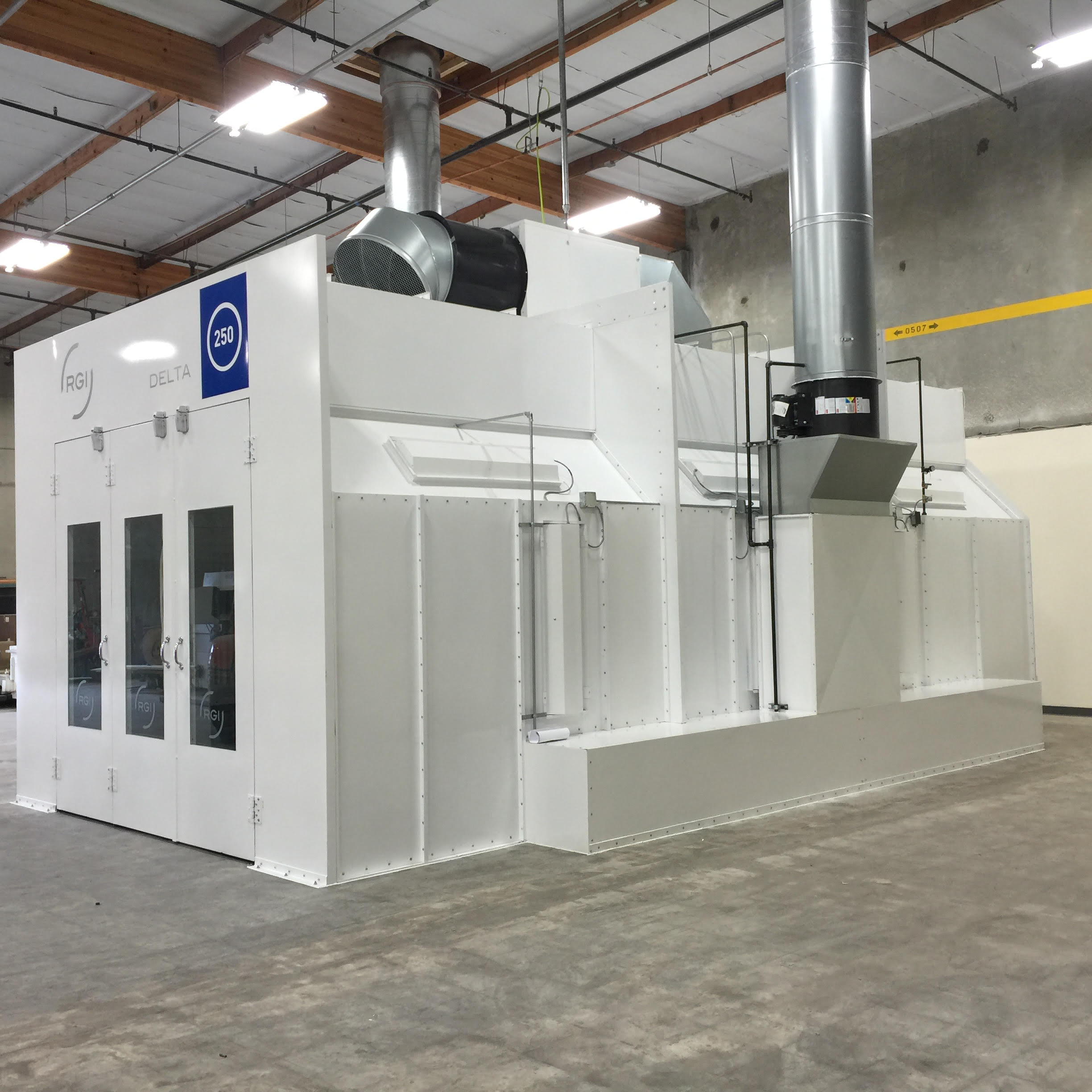 Spray Booth Manufacturing Refinishing Group Inc